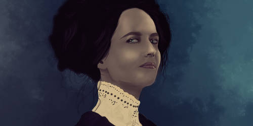 Miss Vanessa Ives from Penny Dreadful by MilleniaValmar