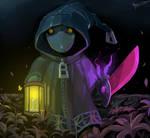 Beryl of Final Fantasy Brave Exvius by ArizXD
