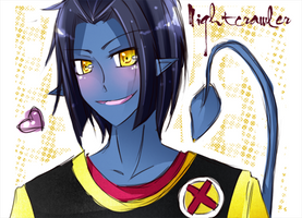 Nightcrawler by xXhamtaraXx
