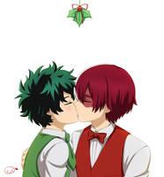 TodoDeku - Christmas by ShuujiChan