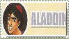 Aladdin Stamp by topazgurl