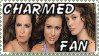Charmed Fan Stamp by topazgurl