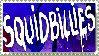 Squidbillies Logo Stamp by topazgurl