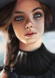 Elizabeth Vazhenova by hiratoshia