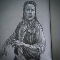 Zombie Eugene by graphitenightmare