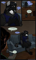 The Realm of Kaerwyn Issue 5 page 31 by JakkalWolf