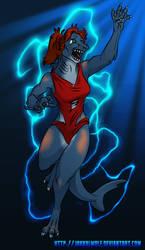 LSC: Wereshark Attack! by JakkalWolf