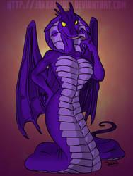 LSC: Cobradragon Female by JakkalWolf
