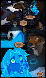 Black Tapestries: Issue 20 Page 48 by JakkalWolf