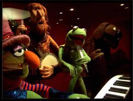 The Muppets by MasochistofDecadence