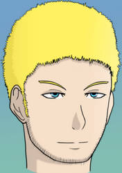 Random Male character (Color test) by gyappumusoka