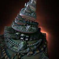 Babels webserver by solark