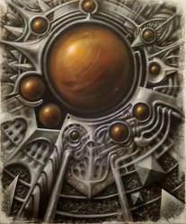 Astronomy Domine by solark