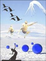 Dreams of flying by anarella