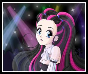 Anime Rave by clrkrex