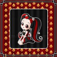 Sweet Little Devil by clrkrex