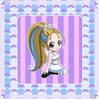 Mischievous Little Angel by clrkrex