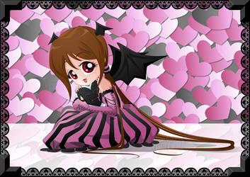 My Dark Valentine by clrkrex