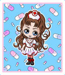 Nurse Holly by clrkrex