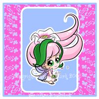 Flower Fairy by clrkrex