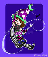 Punky Little Witch by clrkrex
