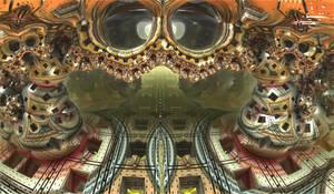 mystic window bulb hall by Andrea1981G