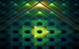 greenyellow shiny floor by Andrea1981G