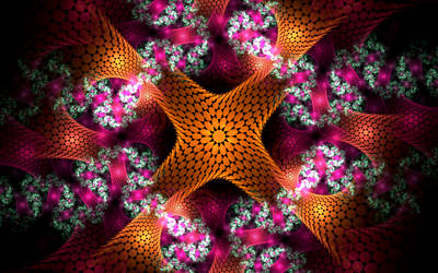 impressive hexes pattern by Andrea1981G