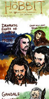 THE HOBBIT: AN UNEXPECTED SUMMARY by krusca