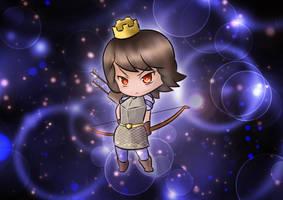Clash Royale - Princess by z-LuanXeko-z