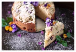 buttermilk cake by BezwzglednaRyba
