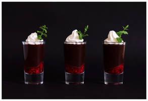 Chocolate shots by BezwzglednaRyba