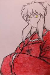 Inuyasha by Matthew154274