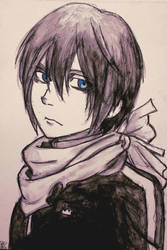 Noragami: Yato by Matthew154274