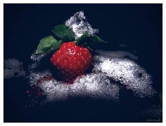 Strawberrie winter.......... by gintautegitte69