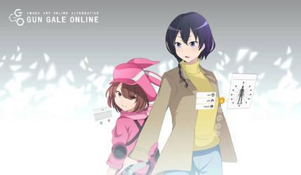 gun gale online alternative by RizuT4