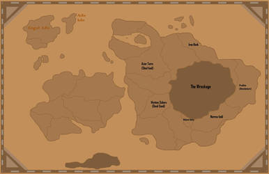 Kelentris. Need help for country or region names by Wolfclaw114