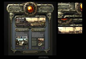 Rusty Interface by karsten