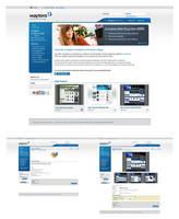 Waytons.com Webshop Design by karsten