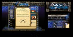 Warcraft template by karsten