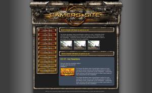 Quake Wars Template by karsten