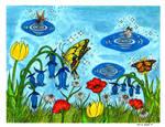 Wildflowers by RainbowFay