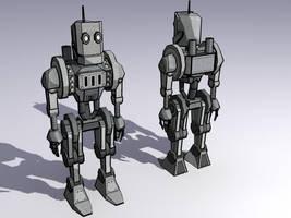 Cognition Robot by Syklon