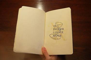 Diary by mrseq