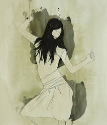 The Girl by mrseq