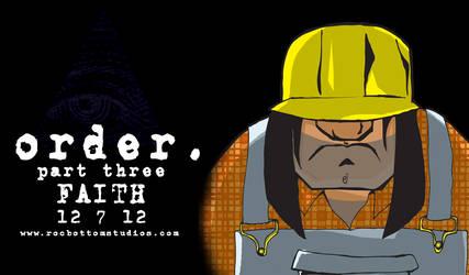 ORDER: PART THREE by rocbottom