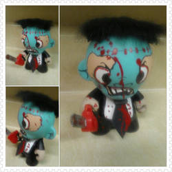Munnys: Leatherface by rocbottom