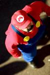 Super Mario on his way by XMenouX
