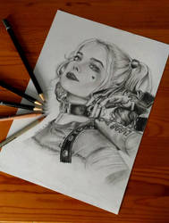 Harley Quinn by luffywow