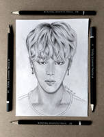 Jimin by luffywow